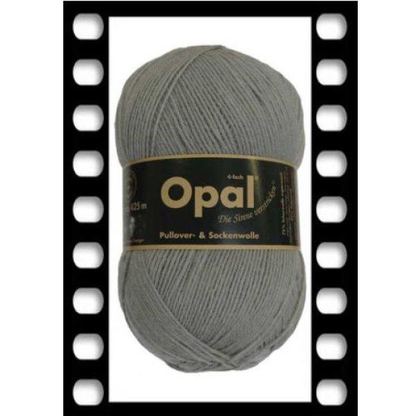 画像1: Opal 単色ユニカラー 5193 グレー (1)