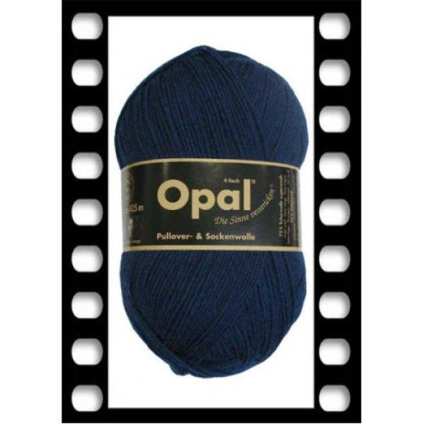 画像1: Opal 単色ユニカラー 5187 ペトロールブルー (1)