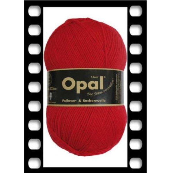 画像1: Opal 単色ユニカラー 5180 赤 (1)