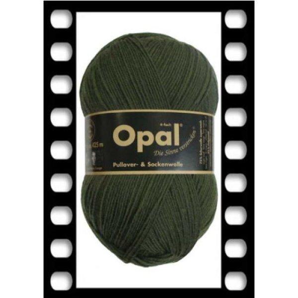 画像1: Opal 単色ユニカラー 5184 オリーブグリーン (1)