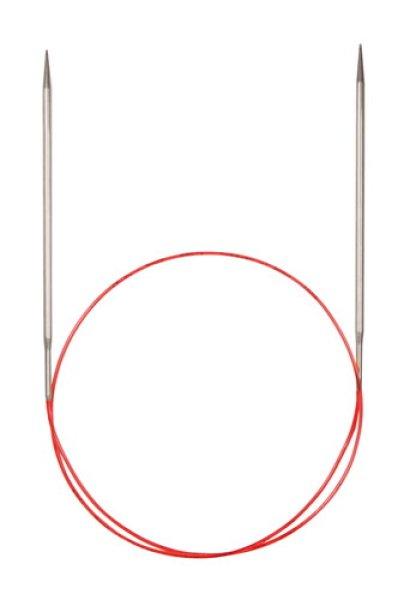 画像1: [ニッケルメッキ]addi レース(Sock Rockets)輪針 長さ120cm (1)