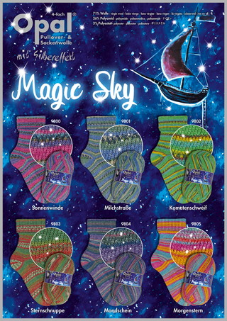 Magic Sky/マジック スカイ