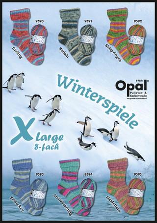XL Winterspiele/ウィンタースポーツ